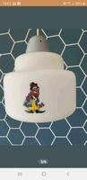Pipo de Clown lamp #2