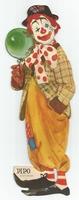 Pipo de Clown kartonnen figuur Pipo