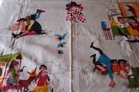 Pipo de Clown gordijnstof #3