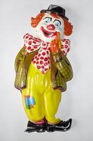 Pipo de Clown plastic 3D wanddecoratie Pipo