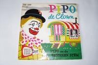 Pipo de Clown grammofoon-plaatje