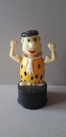 The Flintstones Kohner push-puppet 1960's Fred