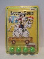 Lucky Luke complete set Comansi clickets