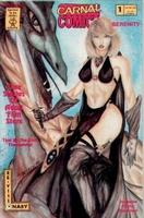 US comic Serenity #1 (erotisch)