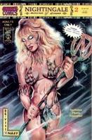 US comic Nightingale #2 (erotisch)