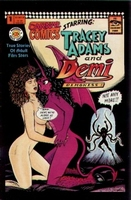 US comic Tracy Adams and Demi #1 (erotisch)