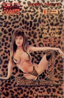 US comic Anna Malle #1 (erotisch)
