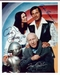 Buck Rogers - complete crew signed photo