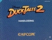 NES Duck Tales 2 manual