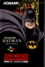 SNES Batman Rerturns manual