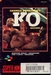 SNES George Foreman's KO Boxing manual