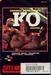 SNES George Foreman's KO Boxing manual
