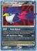 Pokemon Secret Wonders Honchkrow lv. X (holo)