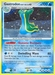 Pokemon Secret Wonders Gastrodon east sea (holo)