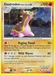 Pokemon Secret Wonders Gastrodon west sea (holo)