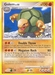Pokemon Secret Wonders Golem