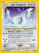 Pokemon Neo Destiny Light Dragonair