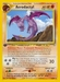 Pokemon Neo Revelation Aerodactyl