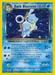 Pokemon Team Rocket Dark Blastoise (holo)
