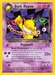 Pokemon Team Rocket Dark Hypno