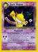 Pokemon Team Rocket Dark Hypno (holo)