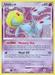 Pokemon Mysterious Treasures Uxie (holo)