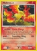 Pokemon Majestic Dawn Moltres (holo)