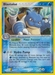 Pokemon Ex Crystal Guardians Blastoise (holo)