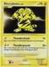 Pokemon Platinum Electabuzz (holo)
