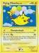 Pokemon Platinum Rising Rivals Flying Pikachu (holo)