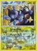 Pokemon POP8 Luxio (holo)