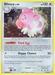 Pokemon Mysterious Treasures Blissey (holo)