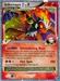 Pokemon Platinum Rising Rivals Infernape lv. X (holo)