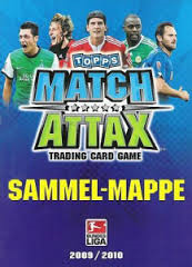 Match Attax Bundesliga 2009-2010