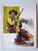 #07. Original Cover painting Western novel U.S. Marshal #313
