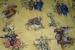 Swiebertje gordijnstof geel
